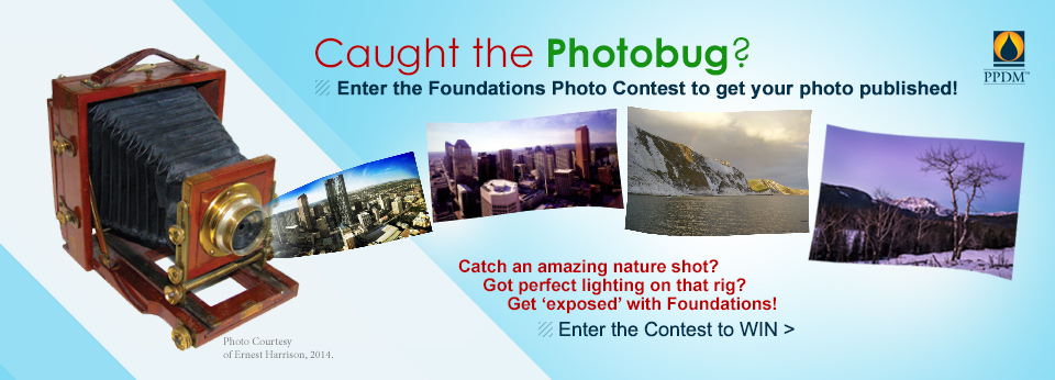 Caught the Photobug? Enter the PPDM Foundations Photo Contest to get your photo published!